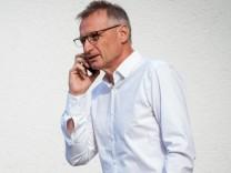 VfB entlässt Trainer Korkut - Michael Reschke