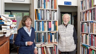 Aleida und Jan Assmann erhalten Friedenspreis 2018