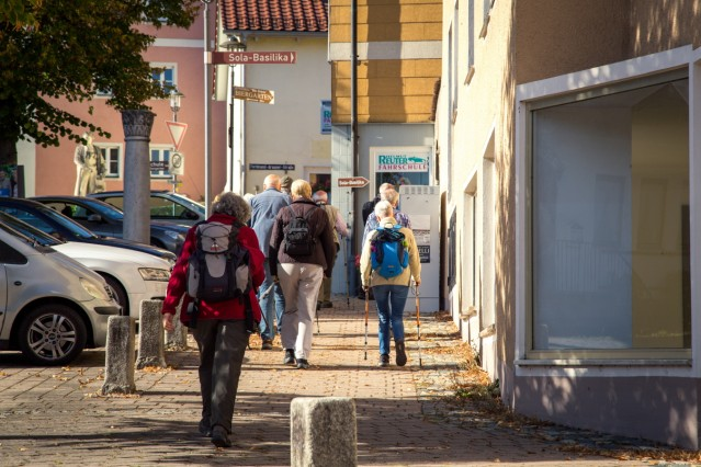 Solnhofen Recherche Landtagswahl Elisa und Martin