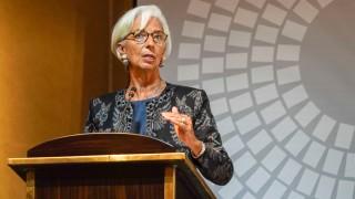 IWF-Chefin Lagarde auf Bali