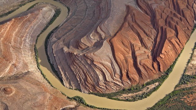 Geowissenschaften Flatirons