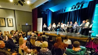 SZ Ebersberg Podium zur Landtagswahl