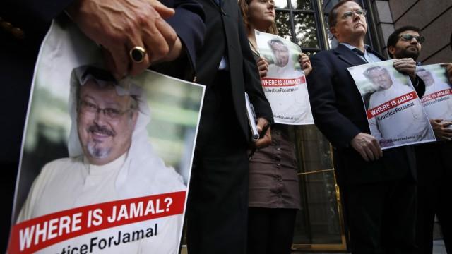Jamal Khashoggi, Alyssa Edling, Thomas Malia