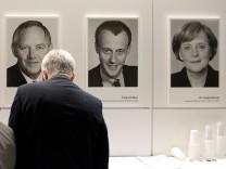 CDU/CSU - Ahnengalerie der Fraktionsvorsitzenden