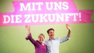 Kleiner Parteitag Grüne Bayern