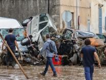 Mallorca nach dem schweren Unwetter