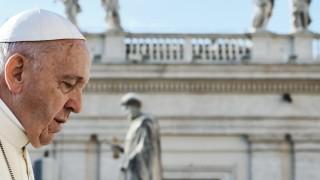 Glaube und Religion Meinung am Mittag: Papst Franziskus