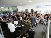 Max-Mannheimer-Mittelschule Garching feiert Umbenennung
