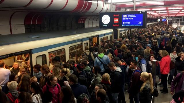 Zeitweise Teilsperrung des Münchner Hauptbahnhofs