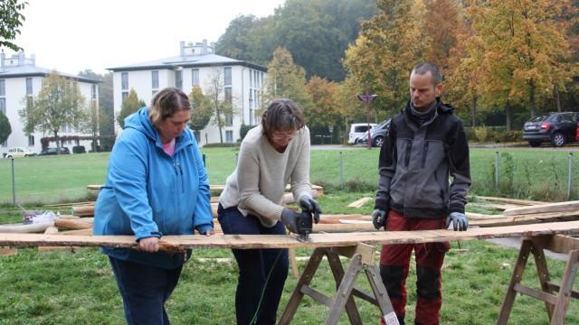 Benefizaktion Eltern Laufen Für Neuen Garten Am Kinderhaus