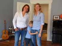 Familie Wolff aus Nürnberg