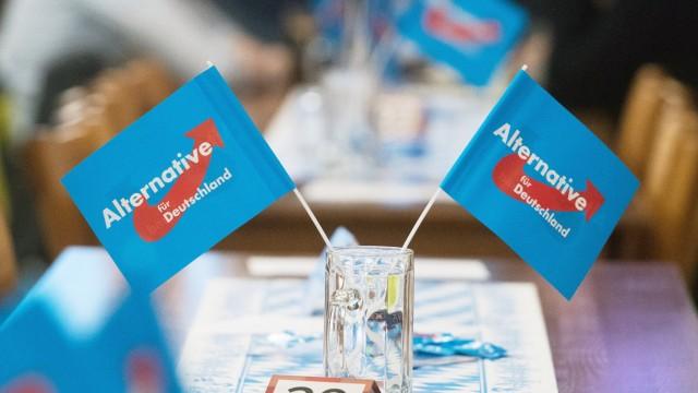 AfD Bayern - Politischer Aschermittwoch in Osterhofen