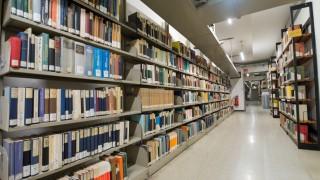 Ratten in Universitätsbibliothek