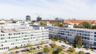 Das neue Kreativ-Areal im Neuen Balan - Campus der Ideen auf dem ehemaligen Infineon-Gelände am 26.09.2018.