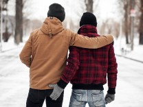 Jungsfrage Homosexualitaet