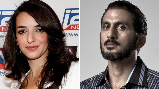 "´Fauda""-Star heiratet muslimische TV-Moderatorin"