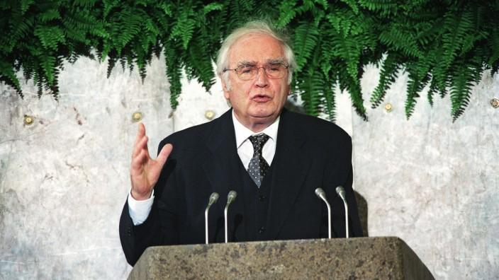 Friedenspreisrede Martin Walser