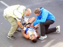 GER Berlin Marathon 2018 16 09 2018 Berlin Berlin GER Berlin Marathon 2018 im Bild Erschoepf; München Marathon