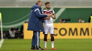27 03 2015 pmk MX106592 Fussball Herren U21 U 21 Laenderspiel Saison 2014 2015 Deutschland Ita; Moritz Leitner - Fußball