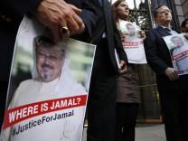 Jamal Khashoggi Saudi-Arabien Türkei Konsulat Mord