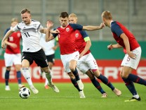 U21 Germany v U21 Norway - 2019 UEFA Under21 European Championship Qualifier