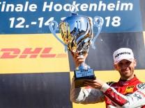 DTM-Rennen auf dem Hockenheimring