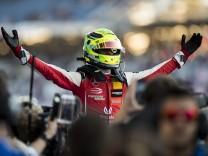 Formel-3-Rennen in Hockenheim - Mick Schumacher