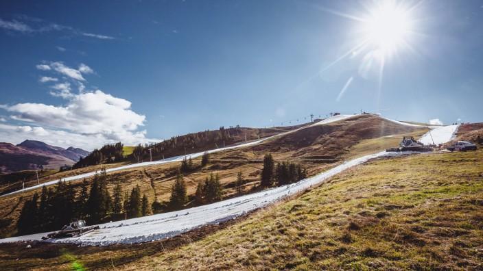 Bergbahn Kitzbühel startet in Skisaison