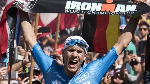 Triathlon: Ironman-Weltmeisterschaft auf Hawaii