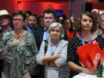 Landtagswahl Bayern - Landtag SPD