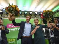 Landtagswahl Bayern - Grüne