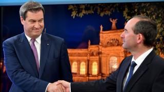 Politik in Bayern Die Landtagswahl in Bayern