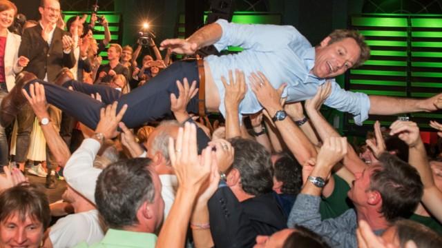 Politik in Bayern Landtagswahl