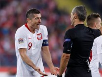 UEFA Nations League - League A - Group 3 - Poland v Italy