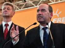 Freie Wähler Landtag Bayern Minister Posten Aiwanger Piazolo
