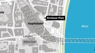 Köln Hauptbahnhof Geiselnahme