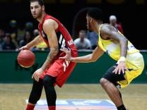 14 10 2018 xtgx Basketball easycredit Bundesliga Basketball Löwen Braunschweig FC Bayern Münch