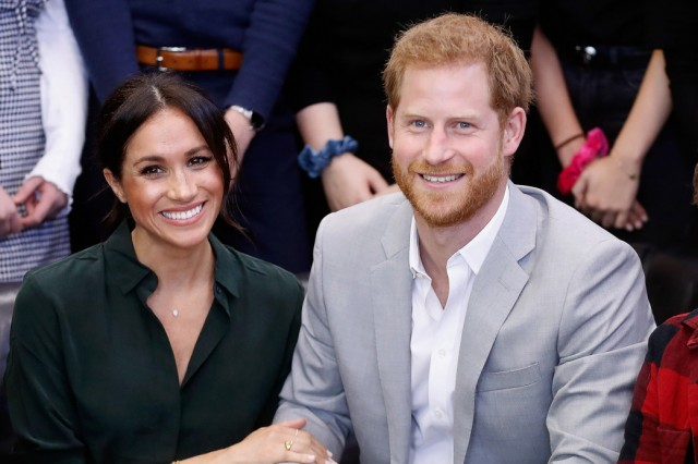 FILE: Harry, Duke of Sussex and Meghan, Duchess of Sussex are Expecting a Baby The Duke & Duchess Of Sussex Visit Sussex