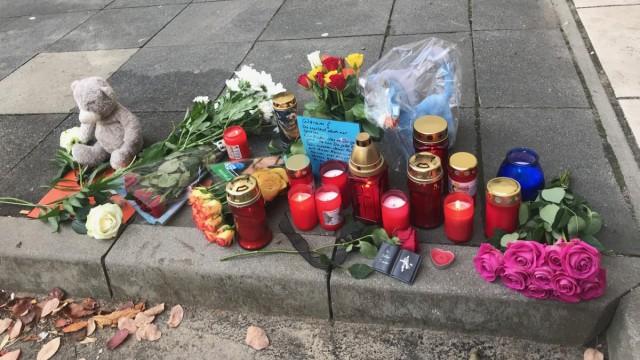 Junge in Berlin von Baumstumpf getötet