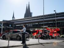 Geiselnahme im Kölner Hauptbahnhof