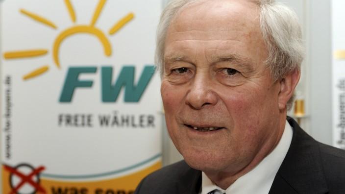 Armin Grein von den Freien Wählern
