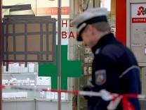 Köln: Polizist nach einer Geiselnahme am Hauptbahnhof