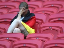 Korea Republic v Germany: Group F - 2018 FIFA World Cup Russia; Fußball-Fan
