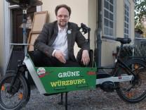 Patrick Friedl Landtagswahl Bayern Direktmandat Grüne Würzburg