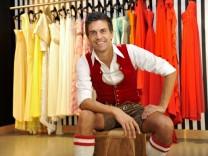Modedesigner Daniel Fendler, 2011