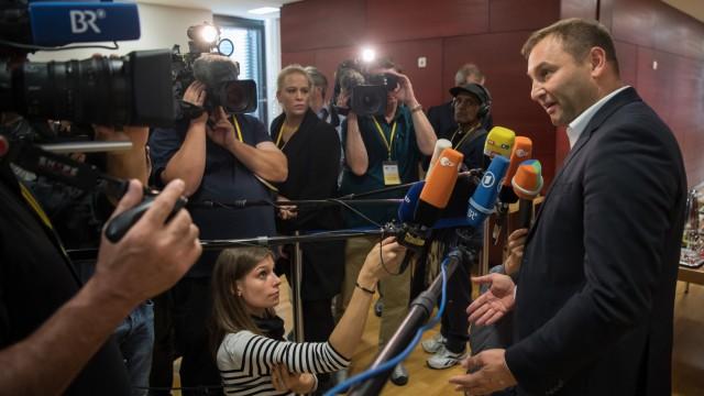 Nach der Landtagswahl in Bayern - CSU-Landtagsfraktion