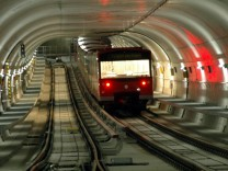 Nürnbergs U-Bahn bald fahrerlos, 2005