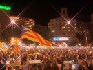Tausende demonstrieren für Unabhängigkeit von Katalonien (Vorschaubild)