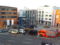 Germering: Polizei fasst Geldautomaten-Sprenger