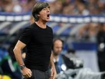 Joachim Löw beim Nations-League-Spiel gegen Frankreich